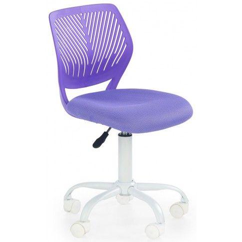 Zdjęcie produktu Fotel młodzieżowy Oskar - fioletowy.