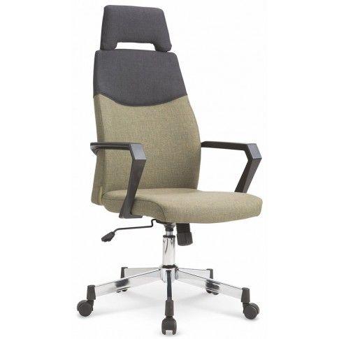 Zdjęcie produktu Fotel obrotowy Kilian - oliwkowy.