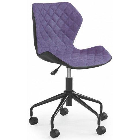 Zdjęcie produktu Fotel młodzieżowy Kartex - fioletowy.