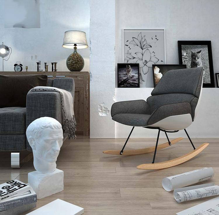 Wizualizacja fotela Diano 2X