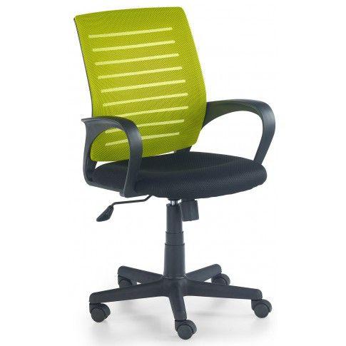 Zdjęcie produktu Fotel obrotowy Stuart - zielony.