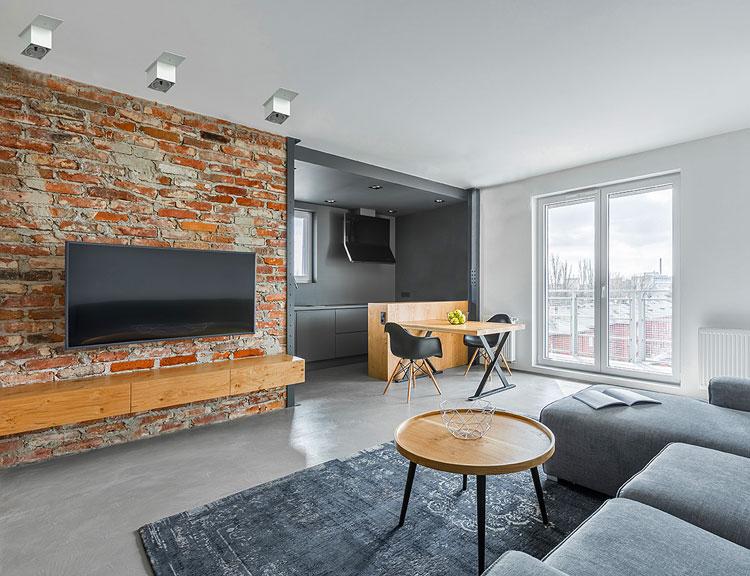 Biały minimalistyczny kwadratowy plafon EX611-Hookani