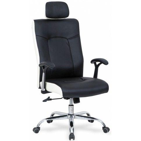 Zdjęcie produktu Fotel obrotowy z regulowanym zagłówkiem Albis.