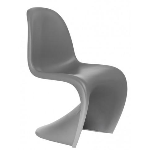 Szare krzesło Dizzel