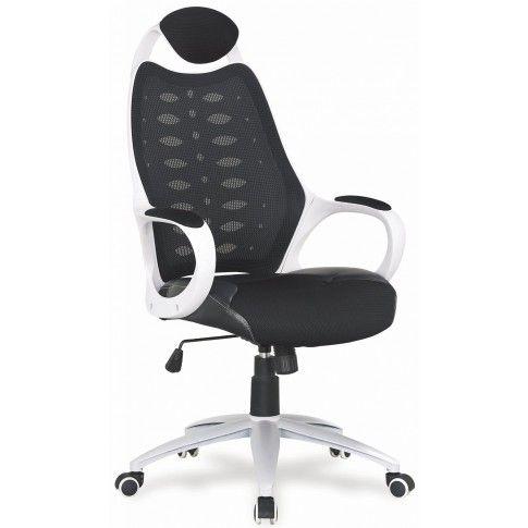 Zdjęcie produktu Fotel obrotowy Roster - czarny.