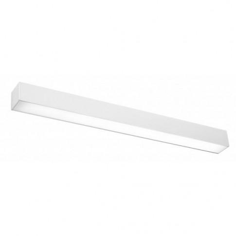 Biały minimalistyczny kinkiet EX629-Pini z modułem LED