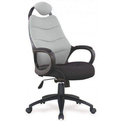 Zdjęcie produktu Fotel obrotowy Lefter - popielaty.