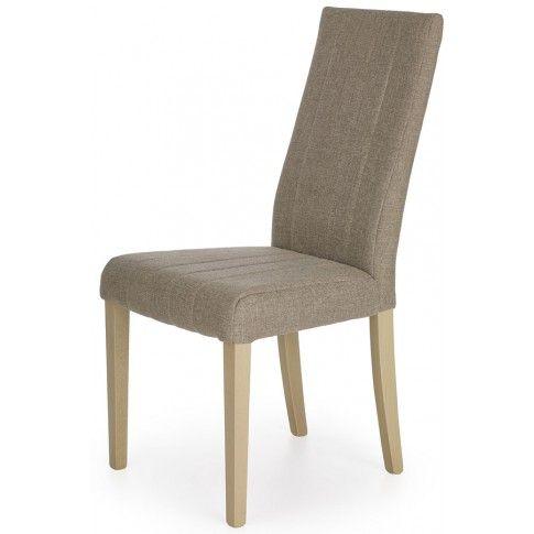 Zdjęcie produktu Krzesło drewniane Iston - beżowe.