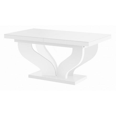 Biały stół Tutto modny