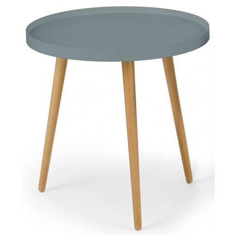 Zdjęcie produktu Skandynawski stolik kawowy Pixi - popiel połysk.
