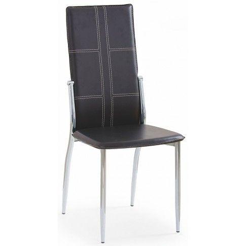 Zdjęcie produktu Krzesło metalowe Terrin - czarne.