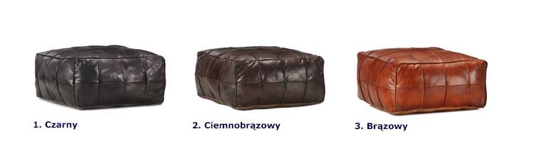 Kolory puf Klavo 2X