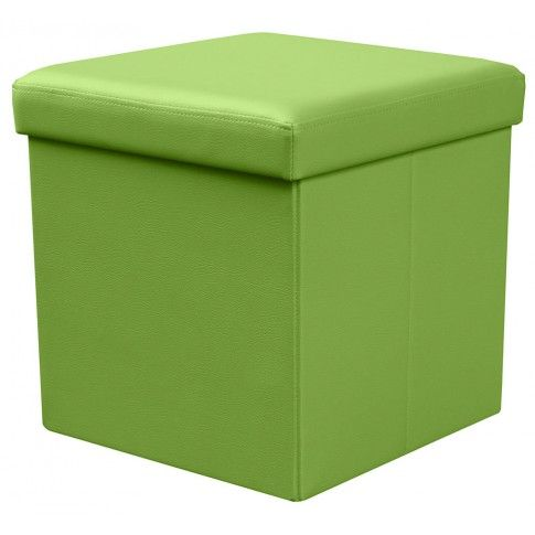 Zdjęcie produktu Otwierana pufa Lori - zielona.