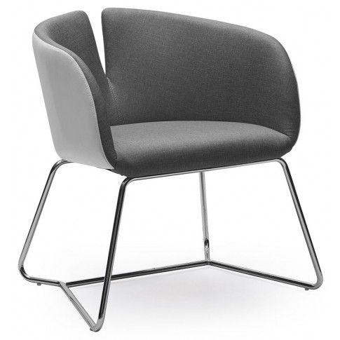 Zdjęcie produktu Fotel wypoczynkowy do salonu - Milton popielaty.