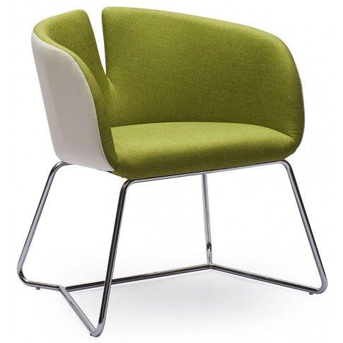 Zdjęcie produktu Fotel wypoczynkowy Milton - zielony.