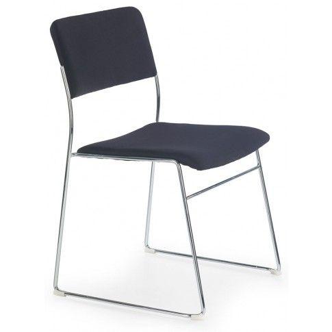 Zdjęcie produktu Fotel konferencyjny Holden - czarny.