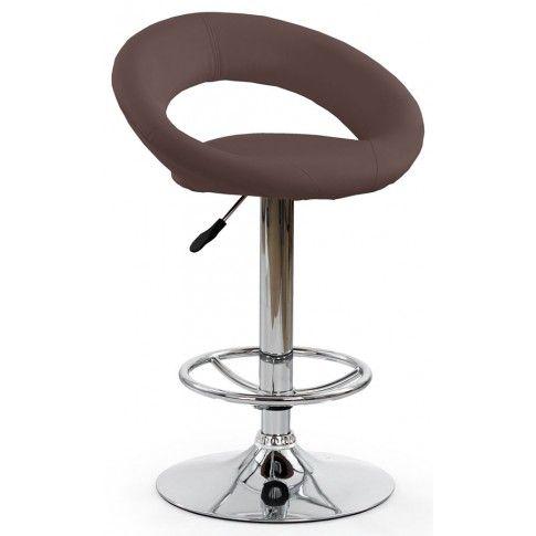 Zdjęcie produktu Hoker barowy Eliks - brązowy.