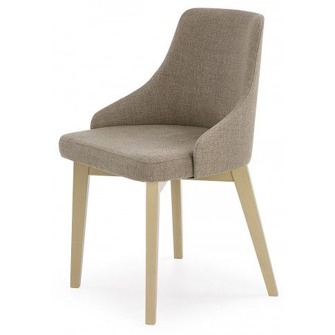 Zdjęcie produktu Krzesło drewniane Altex - beżowe.