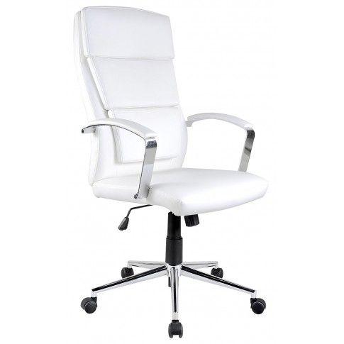 Zdjęcie produktu Fotel biurowy Levan - biały.