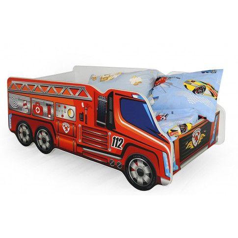 Zdjęcie produktu Łóżko wóz strażacki Defires.