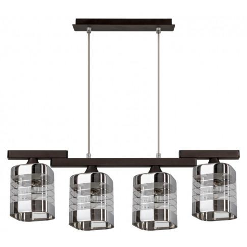 Poczwórna lampa wisząca nad stół EXX132-Fontax
