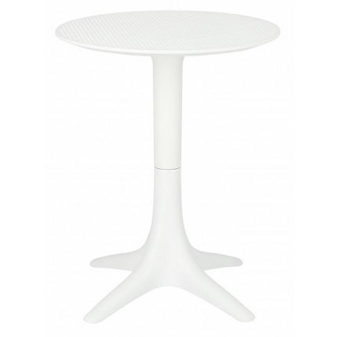 Biały stół Kermi do jadalni