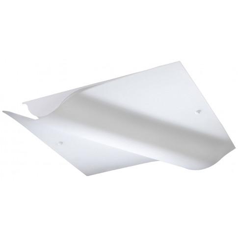 Biały plafon w kształcie fali EXX212-Bubis