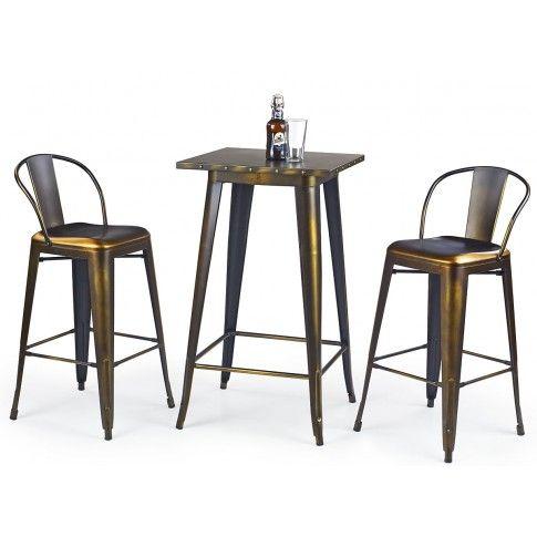 Zdjęcie produktu Industrialny stół barowy Fixi.