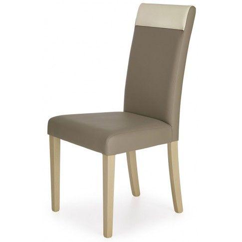 Zdjęcie produktu Krzesło skandynawskie Devon - beżowe.