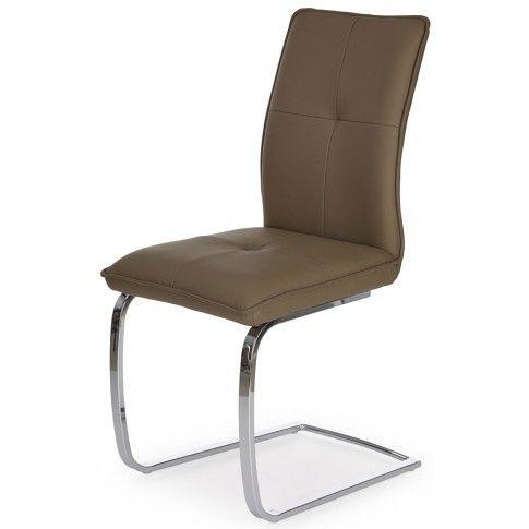 Zdjęcie produktu Krzesło na sprężynach Onter - cappuccino.