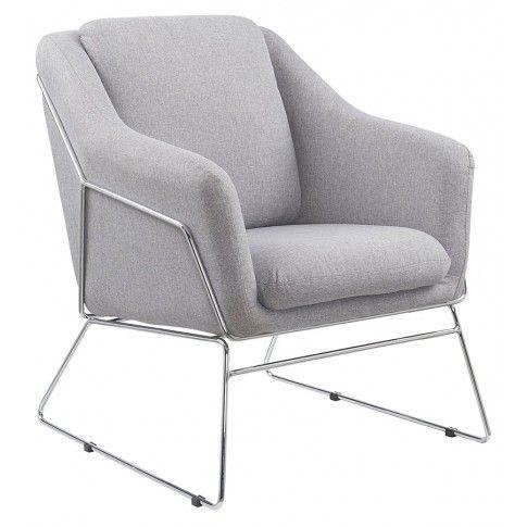 Zdjęcie produktu Fotel wypoczynkowy Foster 2X - popielaty.