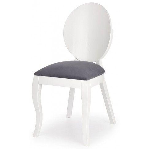 Zdjęcie produktu Skandynawskie krzesło Lavon - białe.