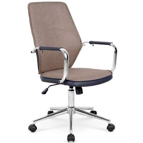 Zdjęcie produktu Fotel obrotowy Madox - beżowy.