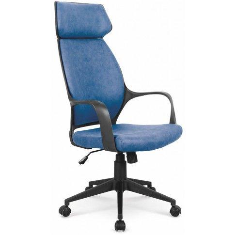Zdjęcie produktu Fotel obrotowy Lexor - niebieski.