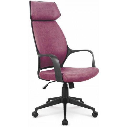 Zdjęcie produktu Fotel obrotowy Lexor - różowy.