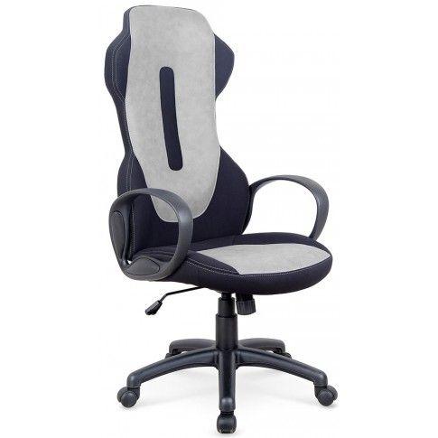 Zdjęcie produktu Fotel obrotowy Toffer - czarny + jasny beż.
