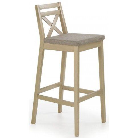 Zdjęcie produktu Wysokie krzesło drewniane Lidan 2X - dąb sonoma.