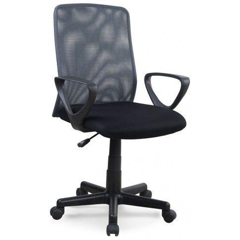 Zdjęcie produktu Fotel obrotowy Dexter - popiel.