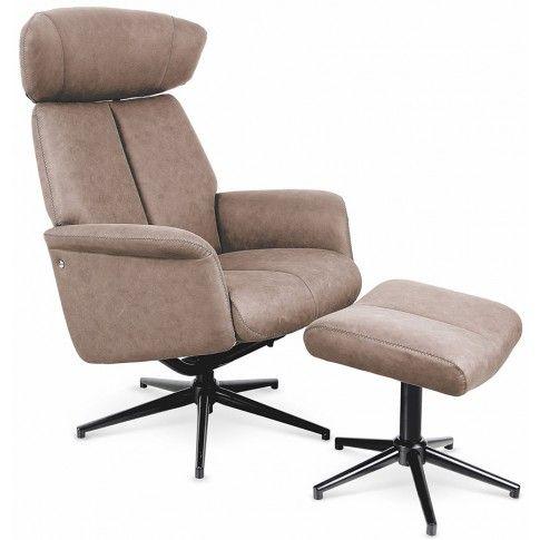 Zdjęcie produktu Rozkładany fotel Livar - beżowy.