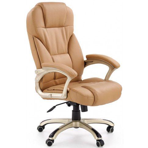 Zdjęcie produktu Fotel obrotowy Tucker - beżowy.