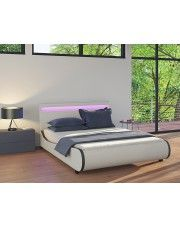 Łóżko tapicerowane Nectis 180x200 w sklepie Edinos.pl