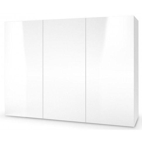 Zdjęcie produktu Komoda wisząca Vomes 3X - biały połysk.