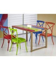 Stół kolorowy Margis