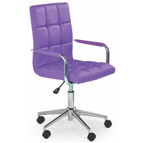 Zdjęcie produktu Fotel młodzieżowy Amber 2X - fioletowy.