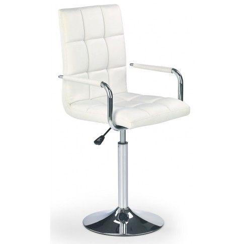 Zdjęcie produktu Fotel młodzieżowy Amber - biały.