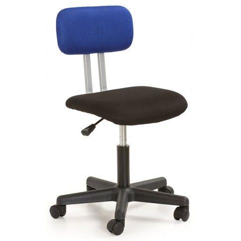 Zdjęcie produktu Fotel młodzieżowy Ator - niebieski.