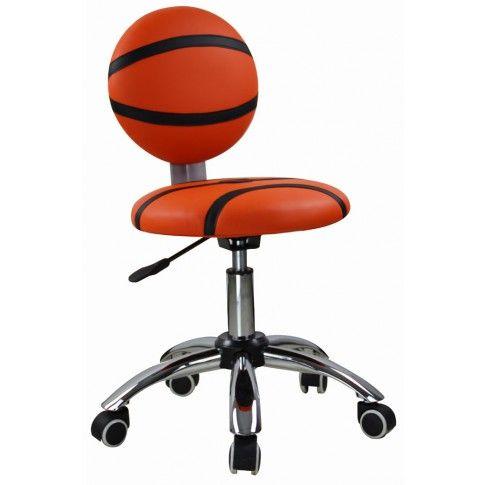 Zdjęcie produktu Fotel młodzieżowy Ball - koszykówka.