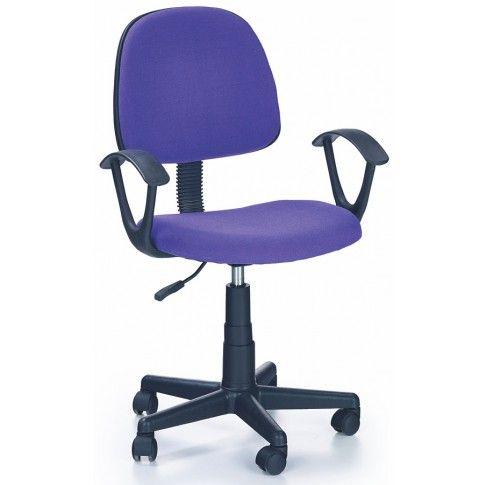 Zdjęcie produktu Fotel młodzieżowy Bomer - fioletowy.