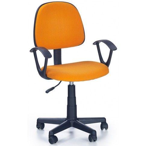 Zdjęcie produktu Fotel młodzieżowy Bomer - pomarańczowy.