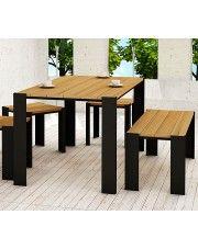 Stół ogrodowy 150 cm Redis- 24 kolory  w sklepie Edinos.pl